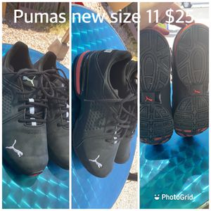 Tennis shoes and work boots for Sale in Phoenix, AZ