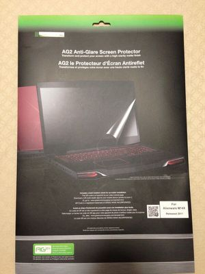 Brand new (unopened) Green Onions supply RT-SPM14x AG2 anti-glare laptop screen monitor protector for Sale in Charlotte, NC