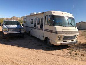 1986 Winnebago cheiftain 27. 454 motor runs great for Sale in Maricopa, AZ