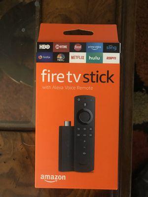 Brand new Amazon fire TV stick - unlocked for Sale in Boynton Beach, FL
