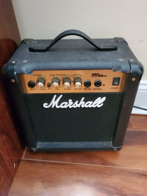 Great starter guitar and amp for Sale in West York, PA