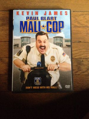 DVD mall cop for Sale in Detroit, MI