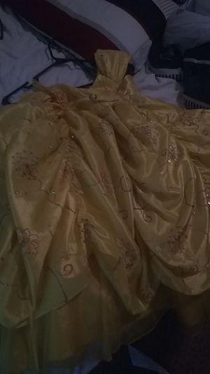 Yellow dress for Sale in Murfreesboro, TN