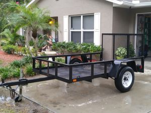 This is a very nice utility trailers need gone today for Sale in Eustis, FL