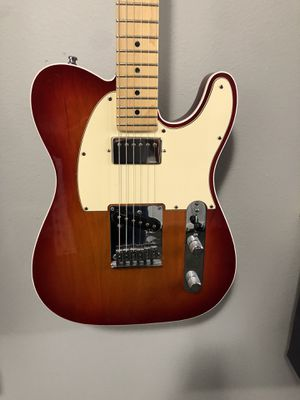 Fender American Telecaster beautiful for Sale in Fircrest, WA