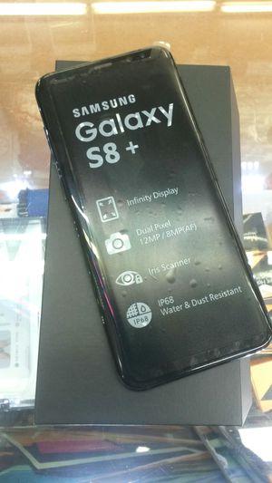 Samsung Galaxy S8 Plus for Sale in Dallas, TX