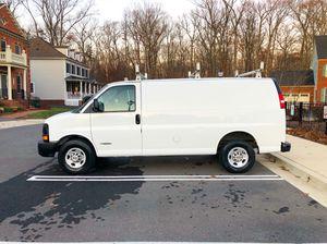 2005 Chevy Express 2500 cargo work van for Sale in Gaithersburg, MD