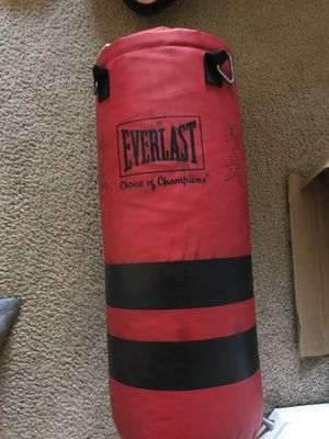 Punching bag for Sale in Happy Valley, OR