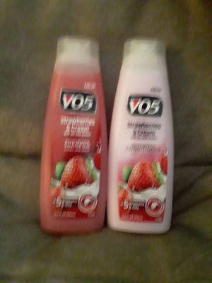 Alberto V05 Shampoos and Conditioner for Sale in Arlington, VA