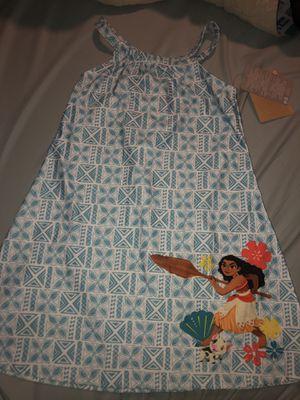 Disney's Moana girls swim cover up/dress, size 5/6 for Sale in Miami, FL