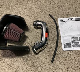 *FOR GMC CANYON OR CHEVY COLORADO *77 Series High-Flow Performance Aluminum Bright Aluminized Cold Air Intake System for Sale in Rockdale,  IL