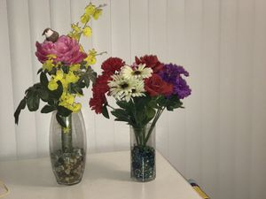 Flower vases- All inclusive for Sale in Bellevue, WA