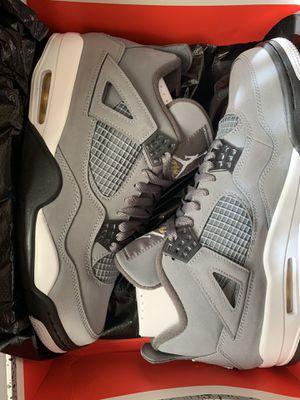 Jordan cool grey 4 sz 10 for Sale in Antioch, CA