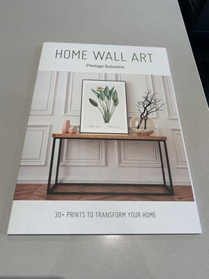 Home Wall Art Book for Sale in Glendale, AZ