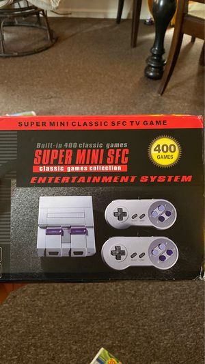 super nintendo for Sale in Staten Island, NY