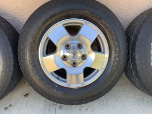 18 ' Toyota tundra wheels and tires for Sale in Chino Hills, CA