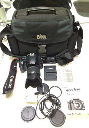 Canon EOS Rebel Ds126181 for Sale in Hallandale Beach, FL