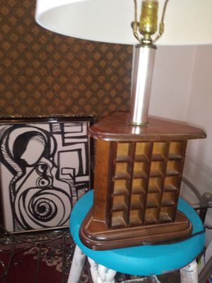 MCM table lamp for Sale in Fresno, CA