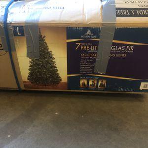 7 feet Christmas tree for Sale in Seattle, WA