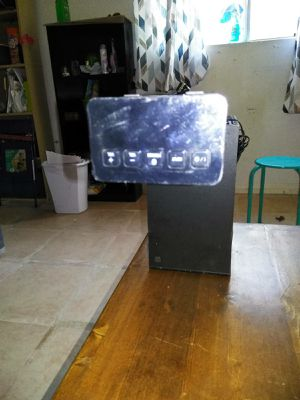 SONY SOUNDBAR-SUBWOOFER for Sale in South El Monte, CA
