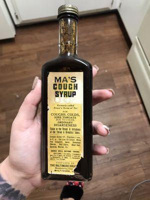 Antique medicine bottle for Sale in La Mesa, CA