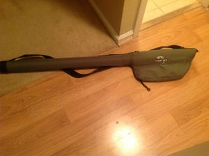 Fly fishing rod and reel case-new never used for Sale in Atlanta, GA
