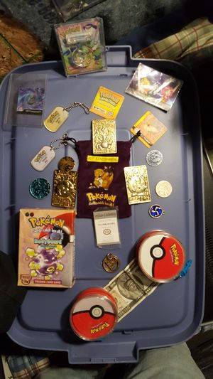 Pokemon stuff for Sale in Des Moines, IA