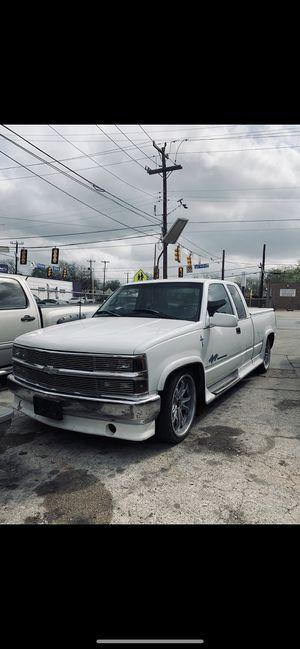 25th Anniversary Chevy Silverado for Sale in San Antonio, TX