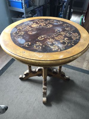Table Home Decor for Sale in Denver, CO