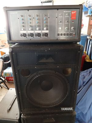 Yamaha speakers for Sale in Payson, AZ