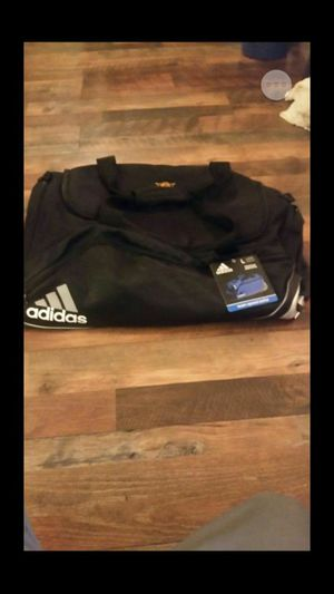 Nice new with tags XL Adidas duffle bag Xllarge size for Sale in Indianapolis, IN