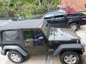 Jeep wrangler for Sale in Silver Spring, MD