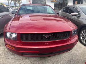 2007 Ford Mustang for Sale in Miami, FL