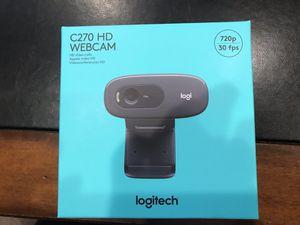 Logitech C270 HD Webcam for Sale in Bonney Lake, WA