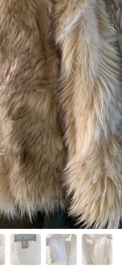 Re Post Top Shop Fax Fur Great Condition for Sale in Thornton,  CO