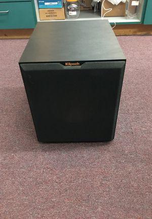 Klipsch Speaker R-10SW BCP004725 for Sale in Huntington Beach, CA