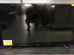 """TCL 55"""" smart roku tv for Sale in Okeechobee, FL"""