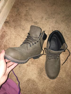 Brand New size 10 Dexter Oil slick resistant bottom boots for Sale in Woodburn, OR