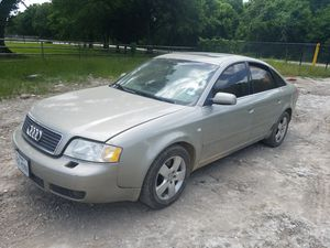 2002-2004 Audi A6 3.0L for Parts Only for Sale in Dallas, TX
