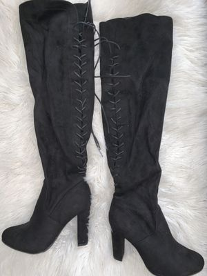 Women's thigh high boots for Sale in Auburn, WA
