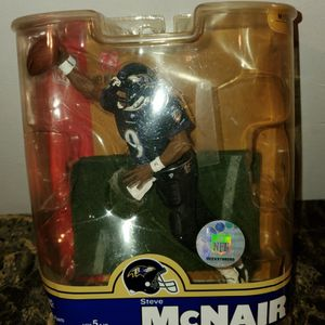 Ravens McNair Figure for Sale in Washington, DC