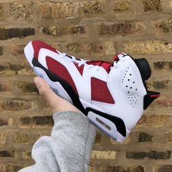Air Jordan Retro 6 Carmine for Sale in Riverside,  IL