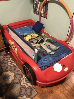 McQueen toddler bed for Sale in San Leandro, CA