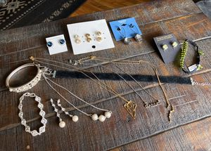 Assortment of Jewelry for Sale in Los Angeles, CA