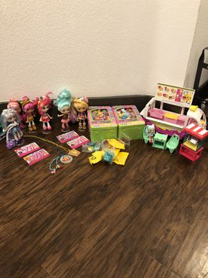 Shopkins & Shoppies Lot! for Sale in Anaheim, CA