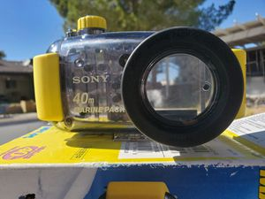$50 SONY MARINE PACK CAMERA CASE for Sale in Las Vegas, NV