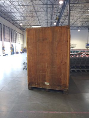 Shed Storage box 8 by 8 feet tall . 5 wide . . for Sale in North Las Vegas, NV