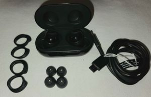 Samsung - Galaxy Buds+ True Wireless Earbud Headphones - Black for Sale in Flagstaff, AZ