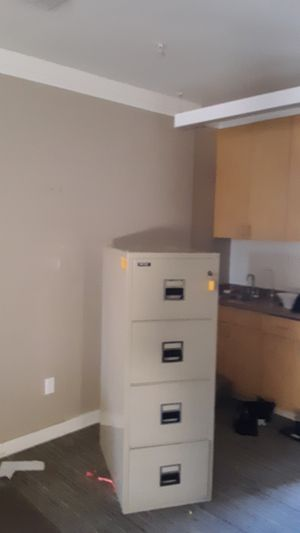 Hercules, by meilink 2 hour fire safe file cabinet with lock clean for Sale in Santa Monica, CA