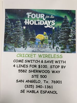 Switch & Save for Sale in San Angelo, TX